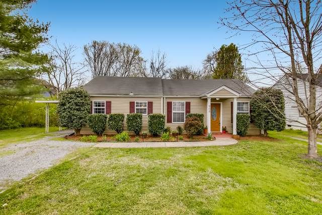 908 Cahal Ave, Nashville, TN 37206 (MLS #RTC2241535) :: Nashville on the Move