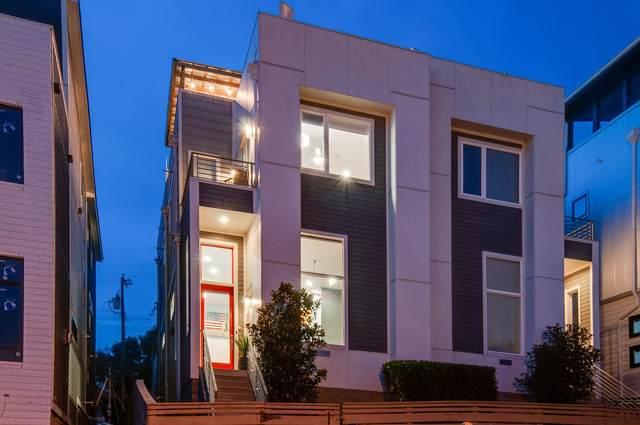 3320B Felicia St, Nashville, TN 37209 (MLS #RTC2241543) :: Candice M. Van Bibber   RE/MAX Fine Homes