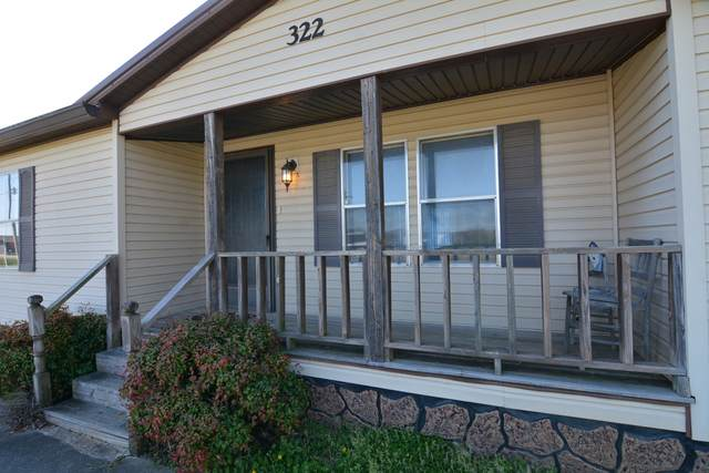 322 Main St, Huntland, TN 37345 (MLS #RTC2241639) :: Candice M. Van Bibber | RE/MAX Fine Homes