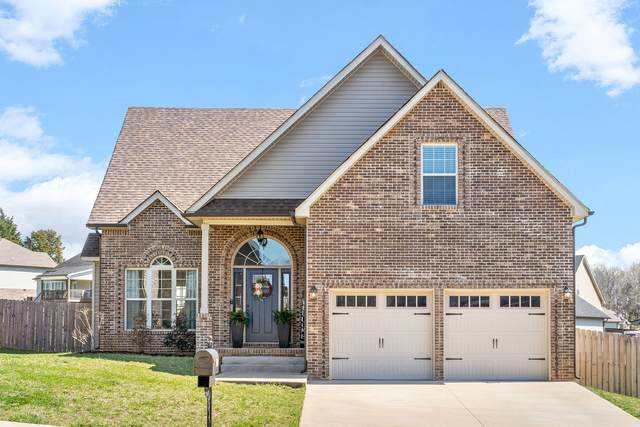 725 Lillian Grace Dr, Clarksville, TN 37043 (MLS #RTC2241686) :: Movement Property Group