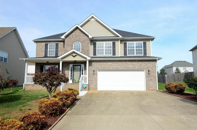 1169 Stillwood Dr, Clarksville, TN 37042 (MLS #RTC2241772) :: Platinum Realty Partners, LLC