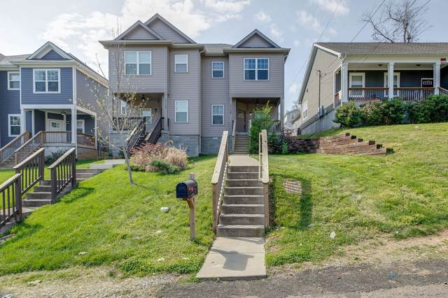1713B Nubell St, Nashville, TN 37208 (MLS #RTC2241787) :: Michelle Strong