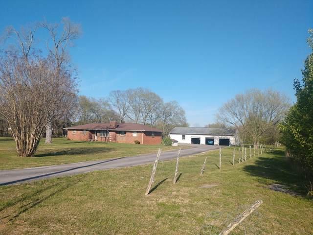 6237 Shelbyville Pike, Christiana, TN 37037 (MLS #RTC2241807) :: John Jones Real Estate LLC