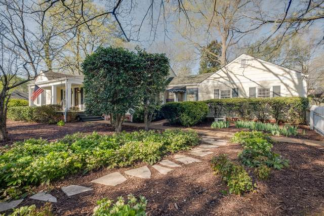 207 Page Rd, Nashville, TN 37205 (MLS #RTC2241892) :: Kenny Stephens Team