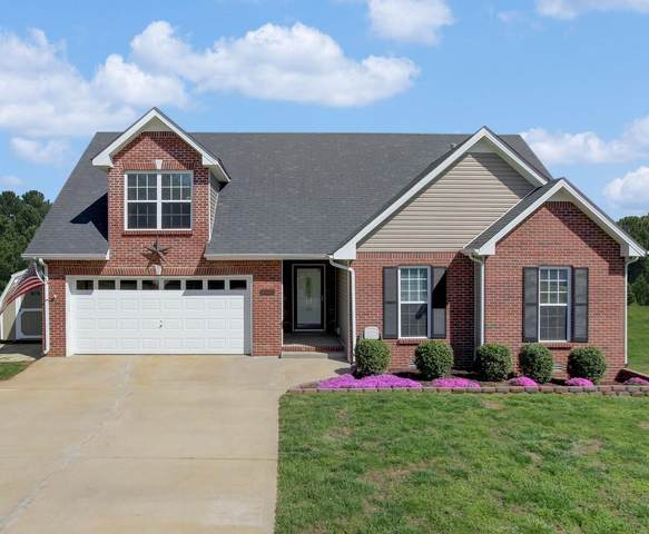 1456 Cedar Springs Cir, Clarksville, TN 37042 (MLS #RTC2241899) :: Platinum Realty Partners, LLC