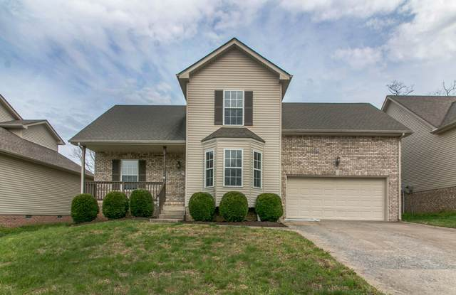 665 Deer Ridge Dr, Clarksville, TN 37042 (MLS #RTC2241900) :: Team Jackson | Bradford Real Estate
