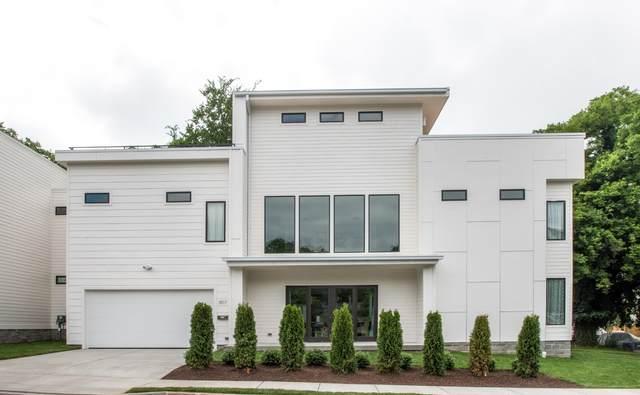 807 13th Ave S, Nashville, TN 37203 (MLS #RTC2241928) :: Village Real Estate