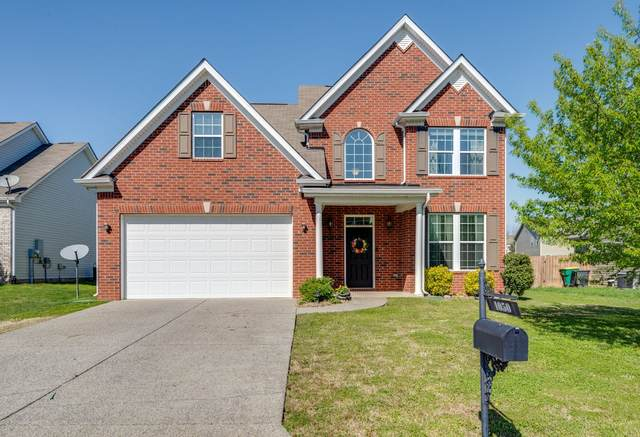 1050 Countess Ln, Spring Hill, TN 37174 (MLS #RTC2241940) :: DeSelms Real Estate
