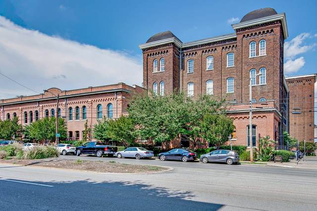 1400 Rosa L Parks Blvd #110, Nashville, TN 37208 (MLS #RTC2241948) :: Nashville on the Move
