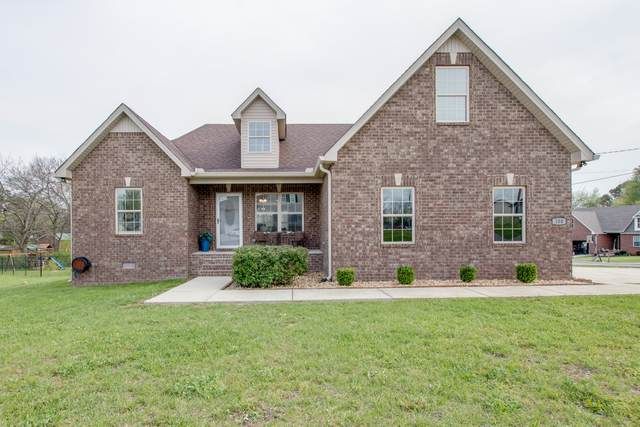 100 Bush Cir, Shelbyville, TN 37160 (MLS #RTC2242023) :: Ashley Claire Real Estate - Benchmark Realty