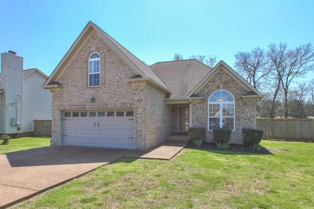 210 Glade Dr, Mount Juliet, TN 37122 (MLS #RTC2242032) :: Candice M. Van Bibber | RE/MAX Fine Homes
