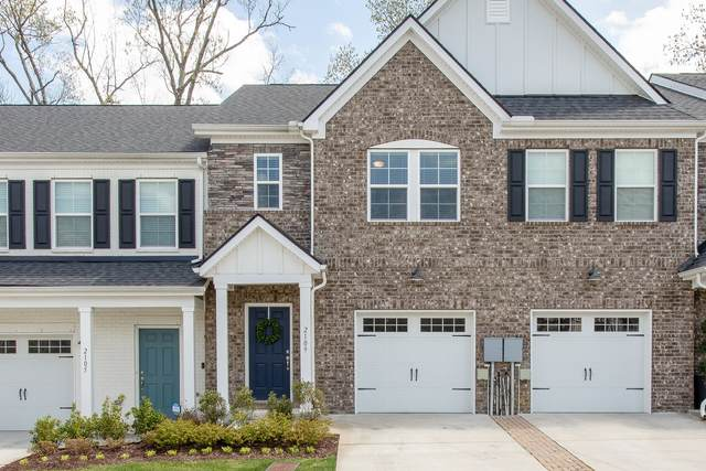 2109 Belle Creek Way, Nashville, TN 37221 (MLS #RTC2242042) :: The Milam Group at Fridrich & Clark Realty