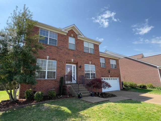309 Larkspur Cv, Franklin, TN 37064 (MLS #RTC2242071) :: The Kelton Group
