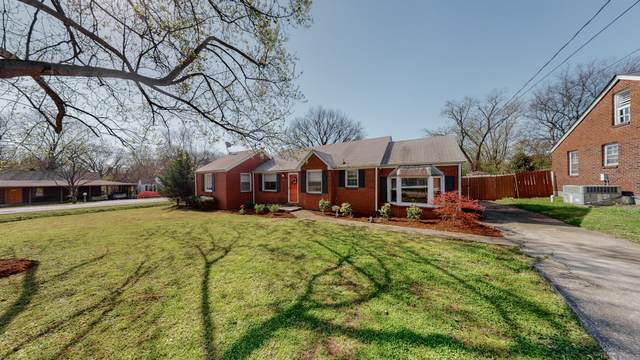 1001 Horseshoe Dr, Nashville, TN 37216 (MLS #RTC2242085) :: Ashley Claire Real Estate - Benchmark Realty