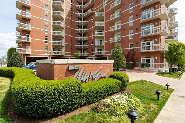 110 31st Ave N #602, Nashville, TN 37203 (MLS #RTC2242181) :: Village Real Estate