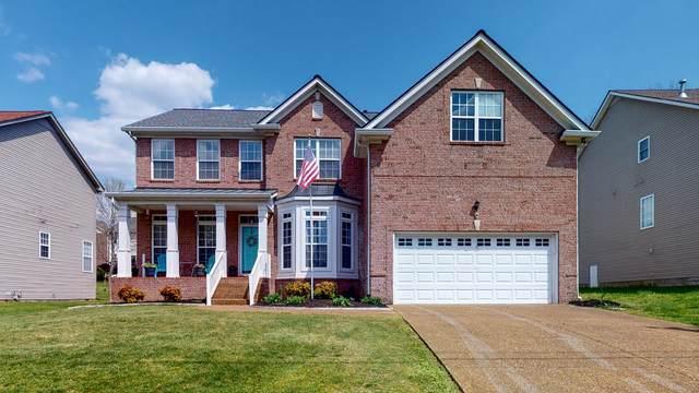 4006 Lenox Ct, Mount Juliet, TN 37122 (MLS #RTC2242190) :: Candice M. Van Bibber | RE/MAX Fine Homes