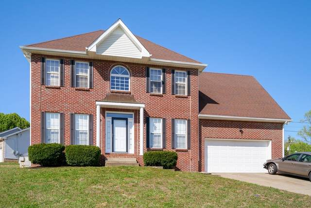 3104 Arrow Ln, Clarksville, TN 37043 (MLS #RTC2242198) :: Nashville on the Move