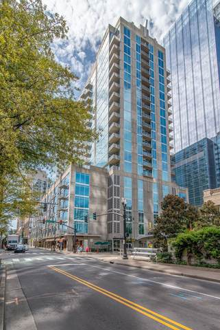 301 Demonbreun St #1918, Nashville, TN 37201 (MLS #RTC2242241) :: DeSelms Real Estate
