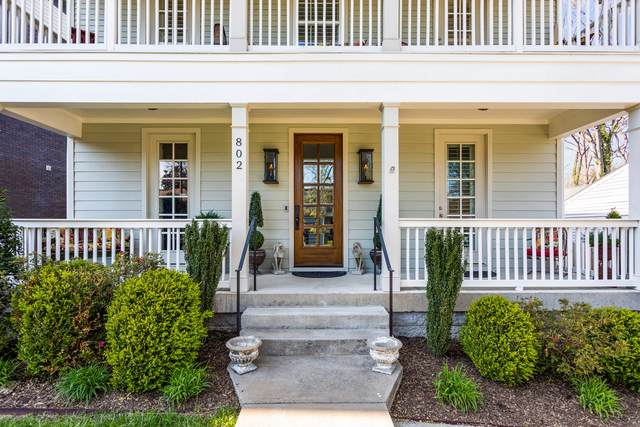 802 Montrose Ave, Nashville, TN 37204 (MLS #RTC2242272) :: DeSelms Real Estate