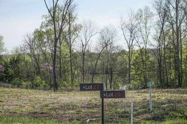 160 Watermill Ln Lot 27, Lebanon, TN 37087 (MLS #RTC2242276) :: HALO Realty