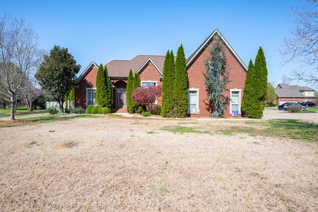 1151 Farmhouse Rd, Lascassas, TN 37085 (MLS #RTC2242337) :: Hannah Price Team