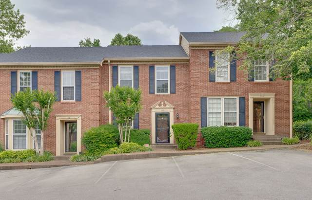 105 Westwood Trce #105, Nashville, TN 37212 (MLS #RTC2242338) :: Village Real Estate