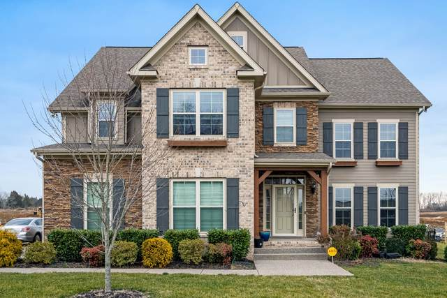 1386 Round Hill Ln, Spring Hill, TN 37174 (MLS #RTC2242398) :: Village Real Estate