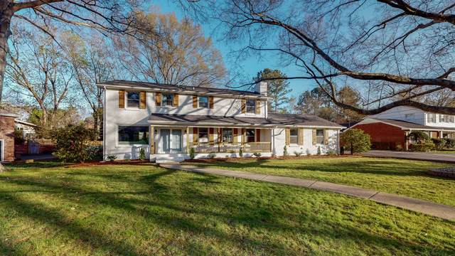1034 Edwin Warner Dr, Nashville, TN 37205 (MLS #RTC2242410) :: Maples Realty and Auction Co.