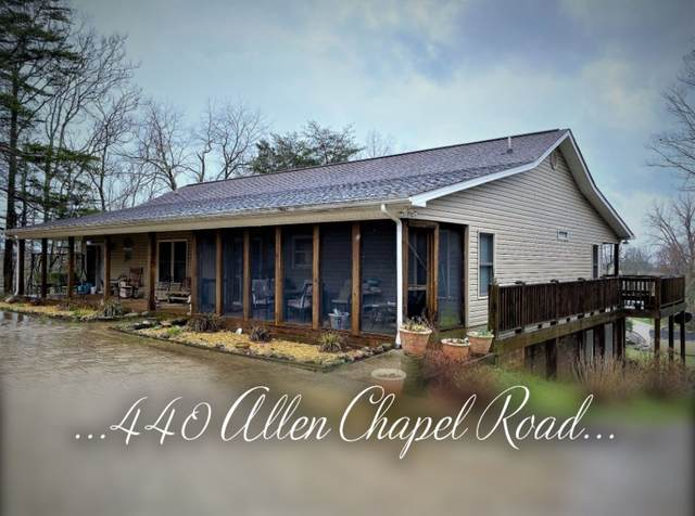 440 Allen Chapel Rd, Hilham, TN 38568 (MLS #RTC2242434) :: Nashville on the Move