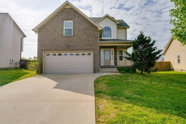 1030 Dwight Eisenhower Way, Clarksville, TN 37042 (MLS #RTC2242437) :: The Miles Team | Compass Tennesee, LLC