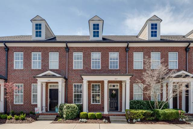 322 Byron Way, Franklin, TN 37064 (MLS #RTC2242484) :: DeSelms Real Estate