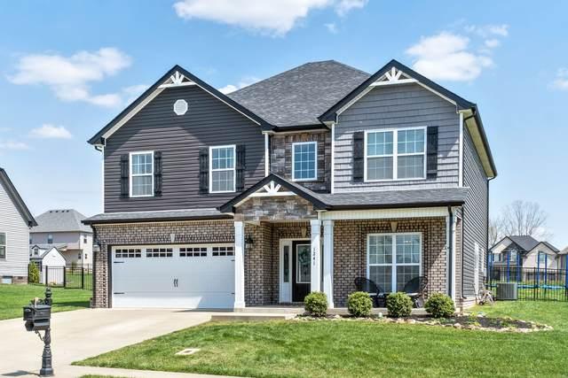 1241 Fallon Dr, Clarksville, TN 37043 (MLS #RTC2242519) :: Candice M. Van Bibber | RE/MAX Fine Homes