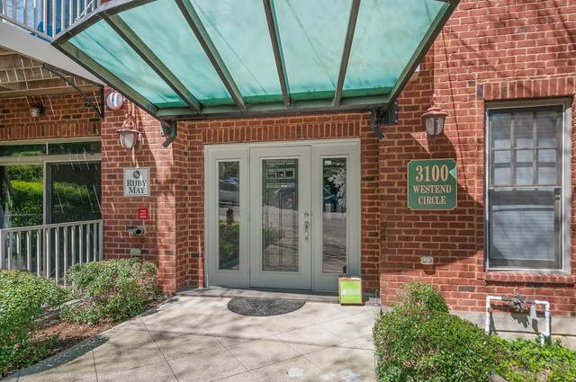 3100 West End Cir #306, Nashville, TN 37203 (MLS #RTC2242563) :: Nashville on the Move