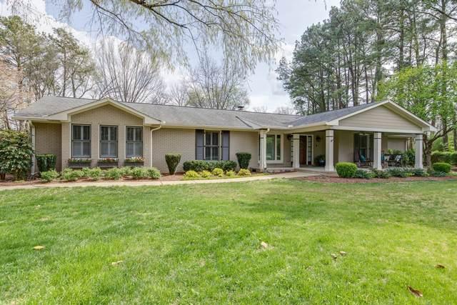 169 Lancaster Dr, Franklin, TN 37064 (MLS #RTC2242587) :: DeSelms Real Estate