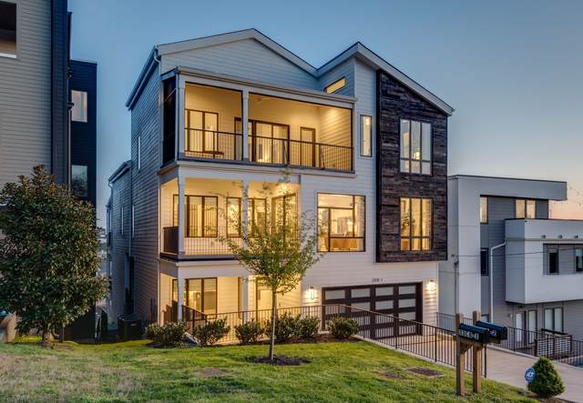 3308 Trevor St #1, Nashville, TN 37209 (MLS #RTC2242617) :: Candice M. Van Bibber   RE/MAX Fine Homes