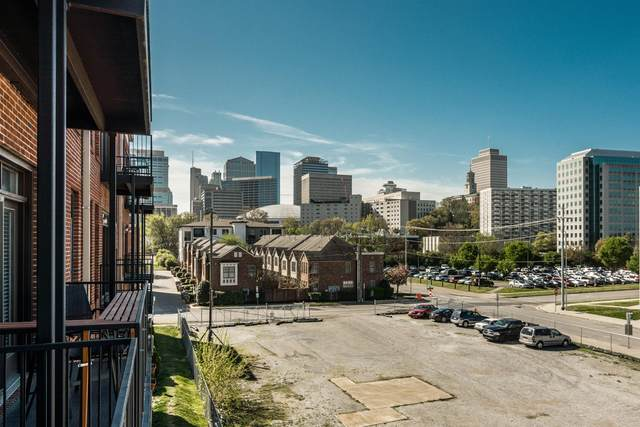 817 3rd Ave N #308, Nashville, TN 37201 (MLS #RTC2242628) :: Exit Realty Music City