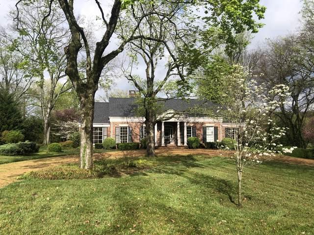 3605 Knollwood Rd., Nashville, TN 37215 (MLS #RTC2242632) :: Oak Street Group