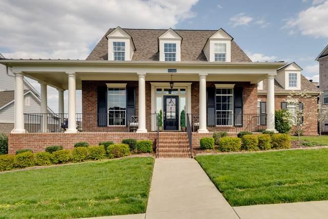 613 Vickery Park Dr, Nolensville, TN 37135 (MLS #RTC2242638) :: Nashville Home Guru