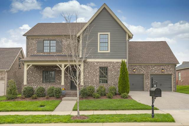754 Fontwell Ln, Franklin, TN 37064 (MLS #RTC2242660) :: Nashville on the Move