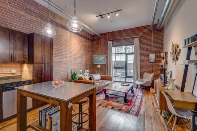 704 Taylor St #301, Nashville, TN 37208 (MLS #RTC2242669) :: The Kelton Group