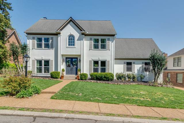1408 Hampshire Pl, Nashville, TN 37221 (MLS #RTC2242679) :: The Huffaker Group of Keller Williams