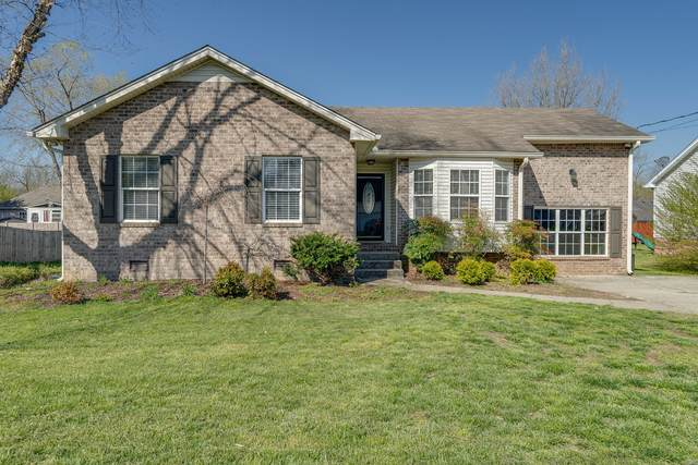 131 Jesse Brown Dr, Goodlettsville, TN 37072 (MLS #RTC2242690) :: RE/MAX Homes And Estates