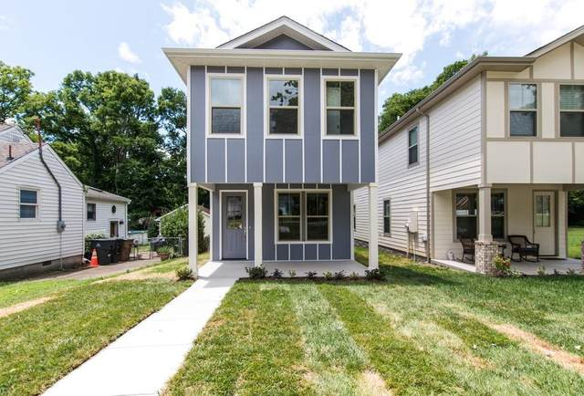 529 Croley Dr A, Nashville, TN 37209 (MLS #RTC2242694) :: Team George Weeks Real Estate