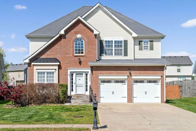 1377 Bruceton Dr, Clarksville, TN 37042 (MLS #RTC2242697) :: Christian Black Team