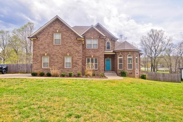 1366 Tannahill Way, Clarksville, TN 37043 (MLS #RTC2242759) :: Kimberly Harris Homes