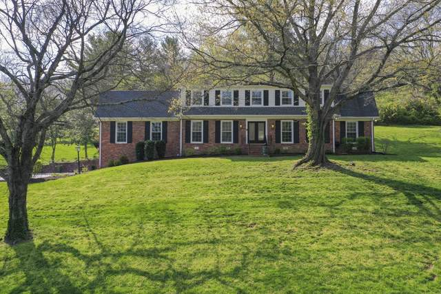 1200 Taggartwood Dr., Brentwood, TN 37027 (MLS #RTC2242816) :: The DANIEL Team | Reliant Realty ERA