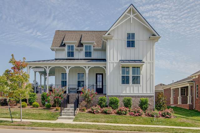 816 Goswell Dr, Nolensville, TN 37135 (MLS #RTC2242827) :: Candice M. Van Bibber | RE/MAX Fine Homes