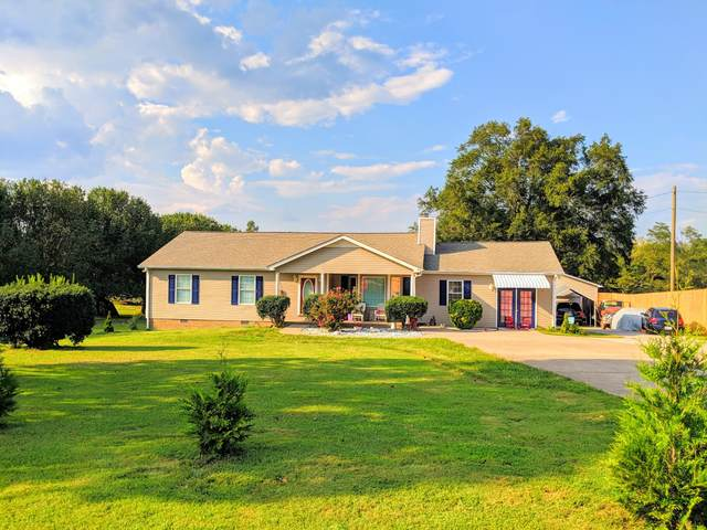 1021 Iconium Rd, Woodbury, TN 37190 (MLS #RTC2242880) :: John Jones Real Estate LLC