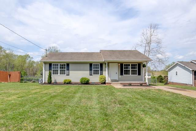 969 Van Buren Ave, Oak Grove, KY 42262 (MLS #RTC2242930) :: Nashville on the Move