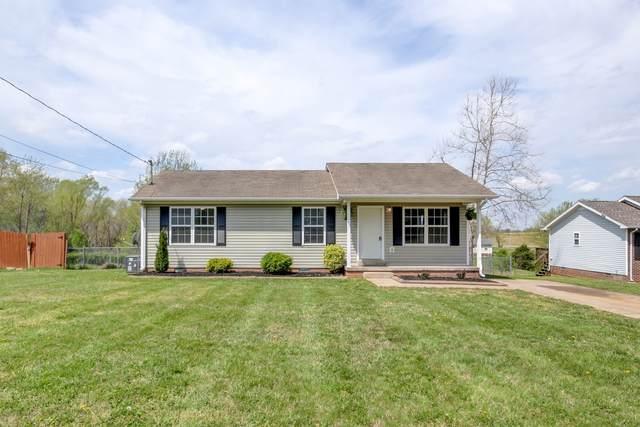 969 Van Buren Ave, Oak Grove, KY 42262 (MLS #RTC2242930) :: Team Wilson Real Estate Partners